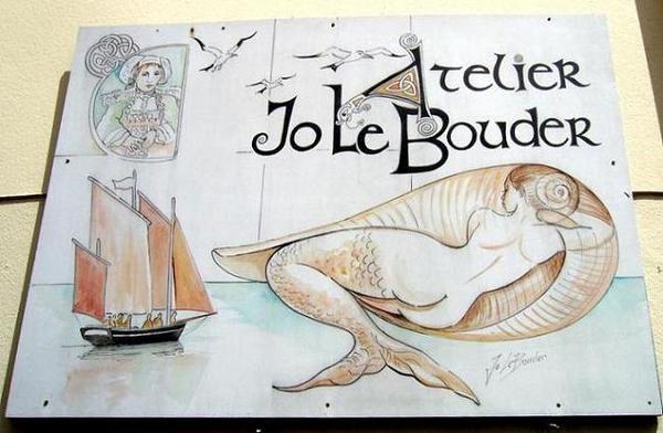 Sirène de Muad (8) Jo Le Bouder