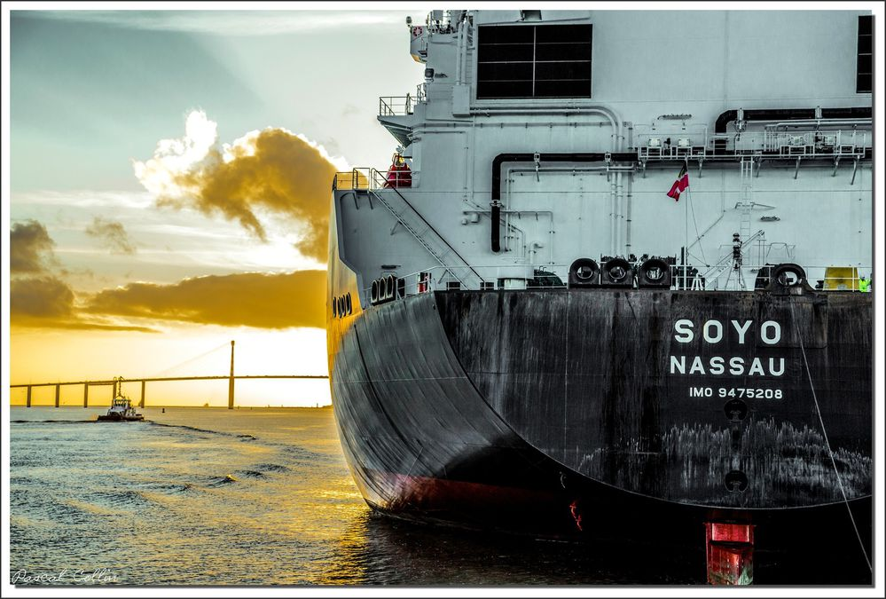 LNG Soyo T8006