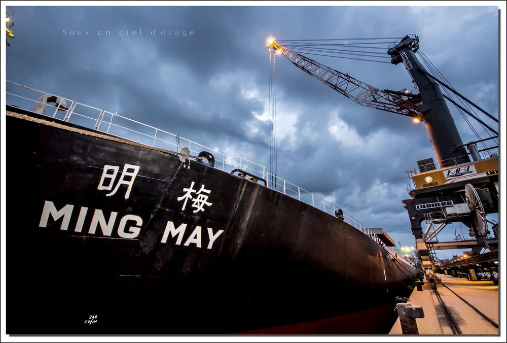 Ming May T5530
