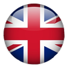 drapeau anglais rond
