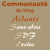 Aidants des sans-abris, SDF et exclus