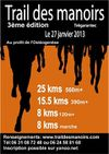 Affiche TrailDesManoirs