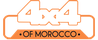 logo 4X4 OF MOROCCO