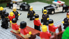 lego police force brick police b