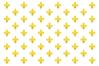 drapeau restauration 1814