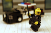 lego police force brick police f