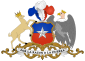 85px-Coat of arms of Chile svg