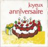 Joyeux anniversair