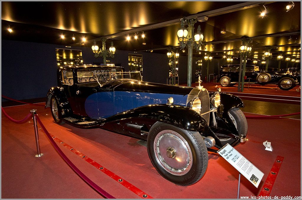 le mus e schlumpf mulhouse bugatti royale 2 les photos de paddy. Black Bedroom Furniture Sets. Home Design Ideas