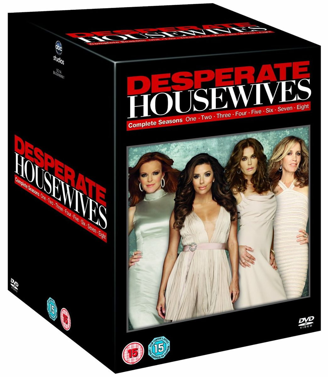 coffret dvd desperate housewives hairy woman ass. Black Bedroom Furniture Sets. Home Design Ideas