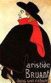220px-Henri de Toulouse-Lautrec 003Aristide Bruant