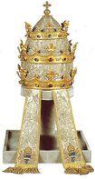 tiara papal siglo xiii. 1 jpg