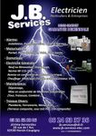 JB Services flyer fasmarquage noeux les mines