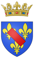 Coat of arms of the Prince of Condé