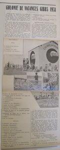 gibbs 1931 15-6 colonie de vacances