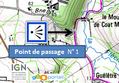 NozTrail2012 - Point de passage Petit