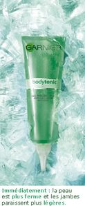 bodytonic gel freezer garnier