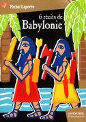 cover 7 - 6 récits de Babylonie