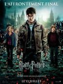 Harry Potter 7 partie 2 affiche