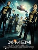 X Men First Class affiche