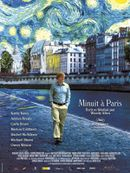 Midnight in Paris affiche