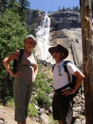 J24 - Yosemite Park - Nevada Fall 30