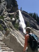 J24 - Yosemite Park - Nevada Fall 35