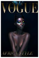 Vogue Africa by Mario Epanya