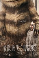 Where The Wild Things Are - Poster