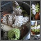 TUTO DINETTE PATES CROCHET PLAY FOOD DIY