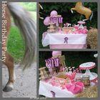 buffet anniversaire cheval TUTO DIY IDEE