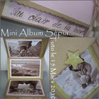 mini album scrap tuto