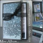 mini album scrapbooking tuto