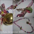SAINT VALENTIN COEUR PERLES TUTO