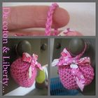 crochet coeur TUTO DIY HEART