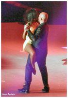 Shym Obispo Les Enfoires 2013 Danse avec Bernard 2