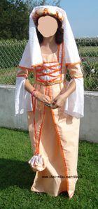robe médiévale 12