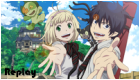 Replay blue exorcist