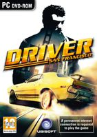 Driver-San-Francisco PC cover