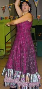Laetitia slesck flamenco