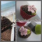 chocolat feutrine dinette