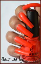 China Glaze Neons Collection