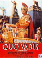 Quo Vadis - Affiche