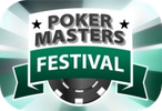 logo poker masters festival