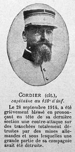 cordier capitaine
