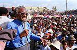 Desmond Tutu appelle au boycott d'Israël