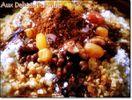 Mesfouf royal / Couscous aux raisins secs