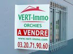 vert immo orchies panneau akylux agence immobliliere fas m