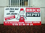 brico depot lievin fas marquage noeux les mines