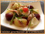 Salade de pommes de terre 1